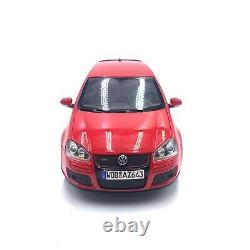 1/18 NOREV Volkswagen Golf Gti Red Tornado New IN Box Free Shipping Home