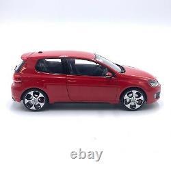1/18 NOREV Volkswagen Golf Gti Tornado Red 2009 New Box Free Shipping Home