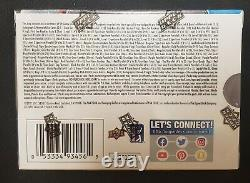2021 SP GAME USED Edition GOLF FACTORY SEALED HOBBY BOX Sealed Brand New