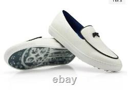 $228 G/FORE Belgian Loafer Golf Shoes 2021 SZ 12 1/2 US NEW IN BOX. GFORE G4