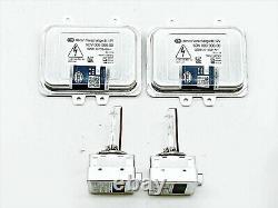 2x New OEM for VW Golf GTI Jetta Tiguan Touareg Xenon Ballast Bulb Kit Control