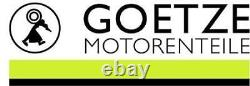 6x ENGINE PISTON RING SET GOETZE ENGINE 08-137400-00 I STD NEW OE REPLACEMENT