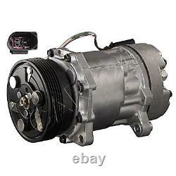 AC Compressor FEBI For VW AUDI SKODA SEAT Bora Caddy II Flight 1J0820805