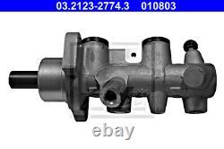 ATE Brakes Master Cylinder For VW SKODA SEAT AUDI Bora Golf IV Van 1J2614019D