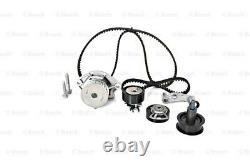AUDI A2 SEAT Altea SKODA VW Golf BOSCH Timing Belt Kit + Water Pump 1.4L 1997