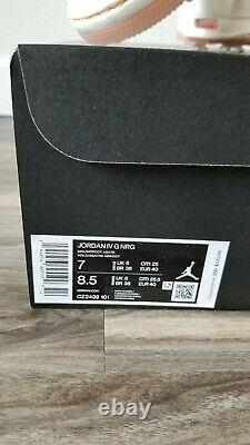 Air Jordan 4 Retro Golf NRG Seersucker Sz M7 W8.5 Brand New in Box
