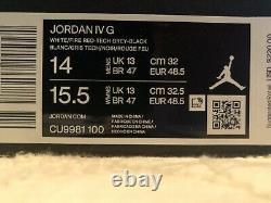 Air Jordan IV G 4 Golf White Cement Mens Sz 14 NEW IN BOX