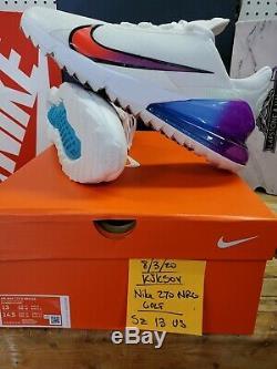 Air Max Nike NRG 270 G Golf STYLE# CZ4912-120 SIZE 13US NEW W BOX