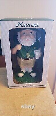 Augusta National Golf Masters Garden Gnome 2019 NEW IN BOX Limited Edition