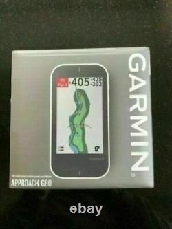BRAND NEW IN BOX Garmin Approach G80 Golf GPS