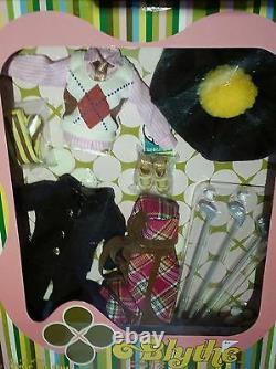 Blythe New 1 Set x Original Outfit & Accessories (Golf) Box Set
