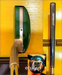 Brand New Hennis Jade Jewelry Golf Putter in Box