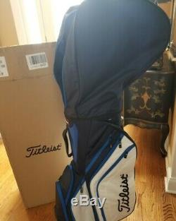 Brand New never used Titlest golf bag with original box
