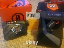 Bushnell 201950 Pro XE Golf Laser Rangefinder Brand New in Box Black