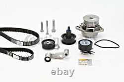 CONTITECH Timing Belt + Pulley Water Pump KIT For VW Bora Caddy II 1.4L V8 L4