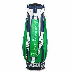 Callaway Britisch Limited Tour Golf Staff Bag new in box