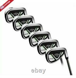 Callaway Edge 10 Piece Golf Set / Mens / Regular Flex / RH / NEW IN SEALED BOX