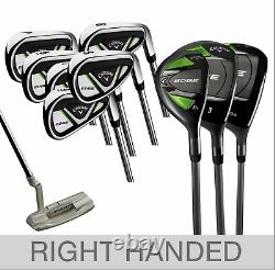 Callaway Edge 10 Piece Set Golf Clubs Mens Right Handed Brand New in Box