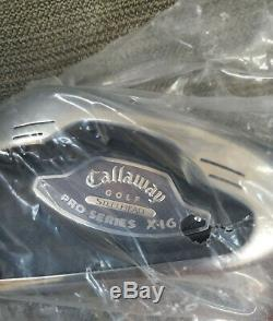 Callaway Golf Club Set X16 Pro Series 3P Brand New In Box (Right Handed)