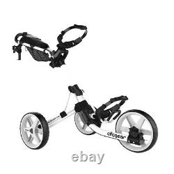 Clicgear Model 4.0 Golf Push Cart White NEW in Box