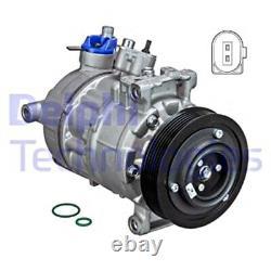 DELPHI AC Compressor For VW AUDI SKODA SEAT Arteon Beetle II Pickup 5Q0820803
