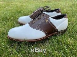 FOOTJOY Classics Golf Shoes model 51247 New in box size 10.5 D