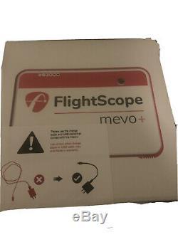 Flightscope Mevo+ Plus Golf Simulator Launch Monitor NEW in box. Mevo Plus