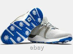 FootJoy Hyperflex Golf Shoes 51081 Grey 11.5 Medium (D) New in Box #85574