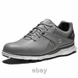 Footjoy Pro Sl Mens Golf Shoes Grey Size 9 Medium 53847. New In Box
