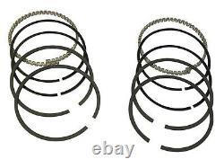 For Volkswagen Cdca Connnecting & Main & Thurst Engine Bearings + Piston Rings