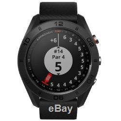 Garmin Approach S60 Golf GPS Watch Black, New, Open-Box