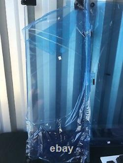 Genuine Yamaha J0B-K7200-22 Clear Hinged Golf Cart Window OEM NEW IN BOX