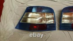 Hella Magic Colour BCCB Blue Taillights NEW with Box for MK4 IV Golf