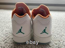 Jordan 5 Golf Lucky and Good, Size 11.5, DS/NEW! Comes With Box, (No Box Lid)