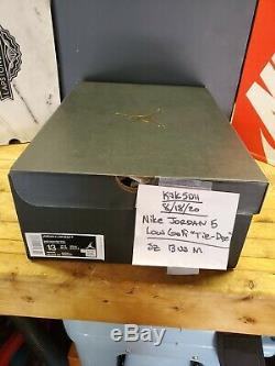 Jordan 5 Low Golf Tie Dye STYLE# CW4205 100 SIZE 13US M NEW W BOX