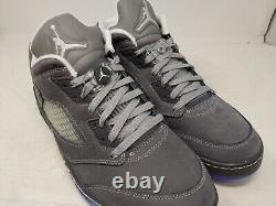 Jordan 5 Low Golf Wolf Gray / Shoes new With Box No accessories