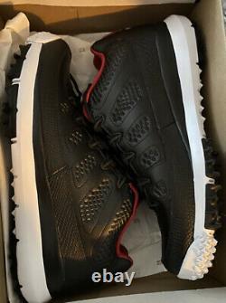 Jordan 9 IX Retro Golf Cleat Bred Size 10 New In Box
