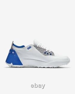 Jordan ADG 2 Golf Shoes Size 12 New in Box Jumpman Summit White Royal Blue