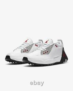 Jordan ADG 2 Golf Shoes White Cement CT7812-100 Mens Size 11 NEW IN BOX