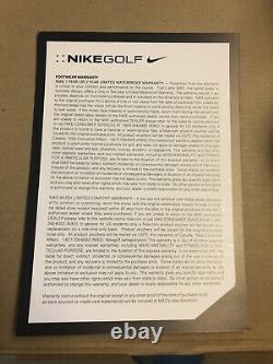 Jordan ADG 3 Golf Shoes Men's Size 13 Black/Cement Gray- New In Box