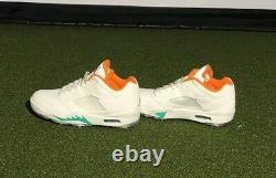 Jordan V Low Golf Shoe Brand New With Box Multiple Sizes