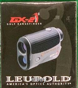 Leupold GX-2i2 Golf Rangefinder New in Box