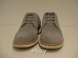 Mens Nike lunar clayton golf shoes grey wolf size 8 us new with box