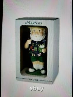 NEW 2021 Masters Gnome Augusta National Golf Club ANGC, New in Box