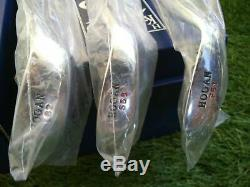 NEW IN BOX Limited #402 Ben Hogan Tom Kite K-Grind Wedge System 3pc Golf Clubs