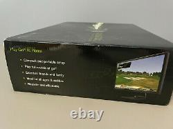 NEW IN BOX ORIGINAL Dancin Dogg Optishot Infrared Golf Simulator