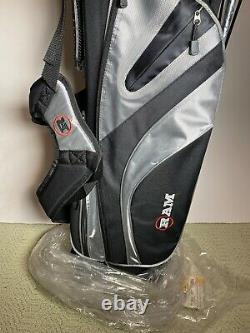 NEW IN BOX RAM G-Force Men's Complete Golf Set with 11 Clubs + Cart Bag With Stand