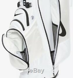 NEW In box Nike Air Golf Carry Stand Bag 2020 14 Way Divider White