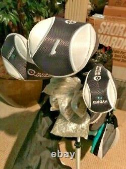NEW in Box Never Opened LADIES RIGHT HAND BULLET GOLF CLUBS