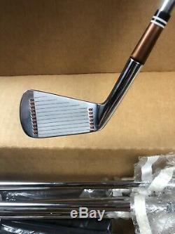 NOS New MacGregor Golf VIP 67 Centennial 045/100 Iron Set Limited Edition Box